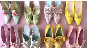 Pasión por los zapatos
