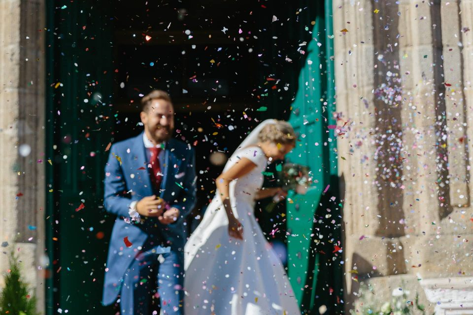 Confetti bodas Iglesia-Love Lovely