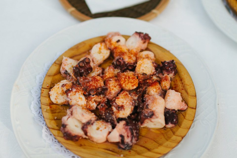 Pulpo a feira bodas- Love Lovely