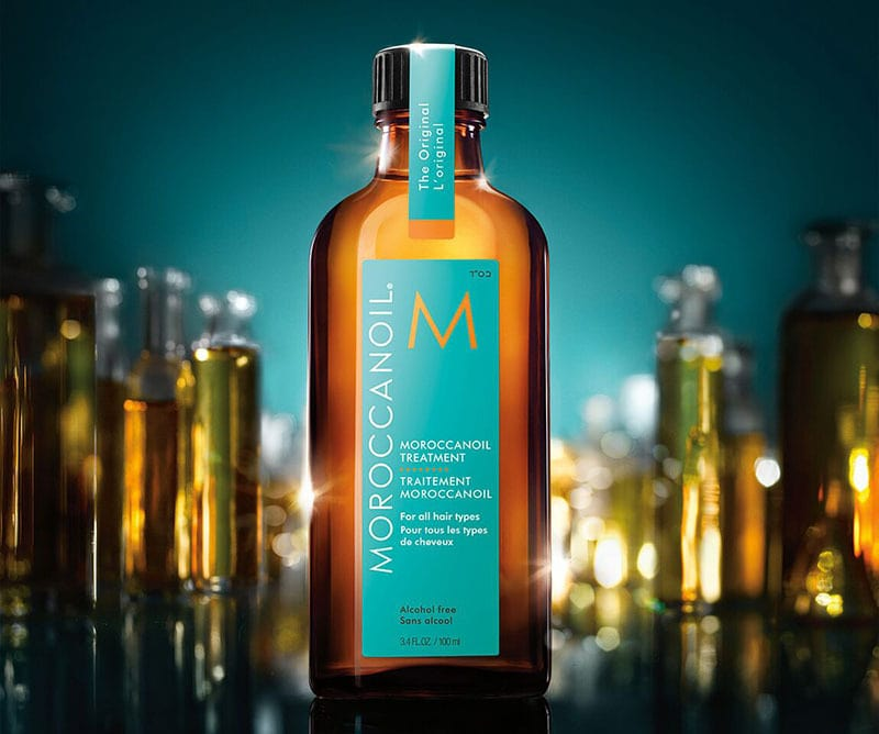 make up, aceite moroccanoil
