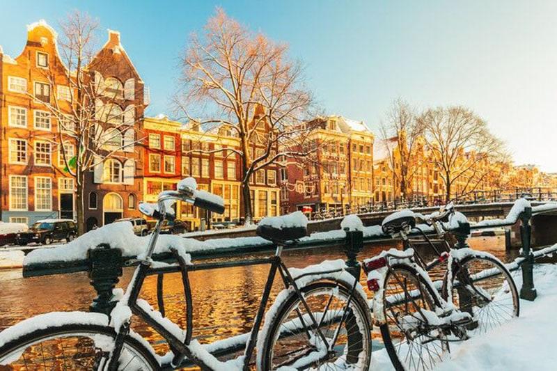 Lugares con encanto. Amsterdam