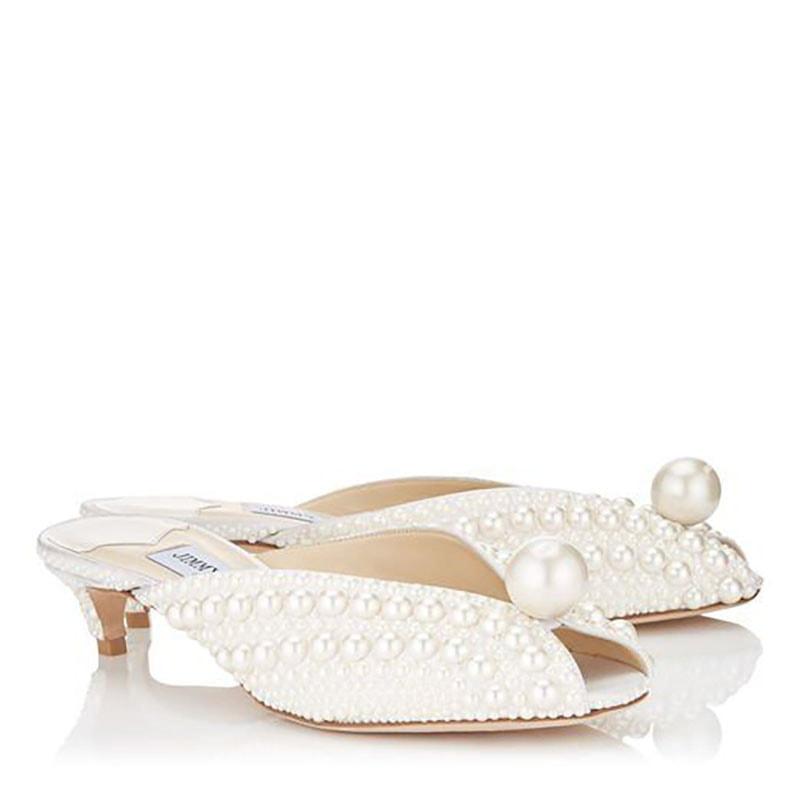 Zapatos planos para novia