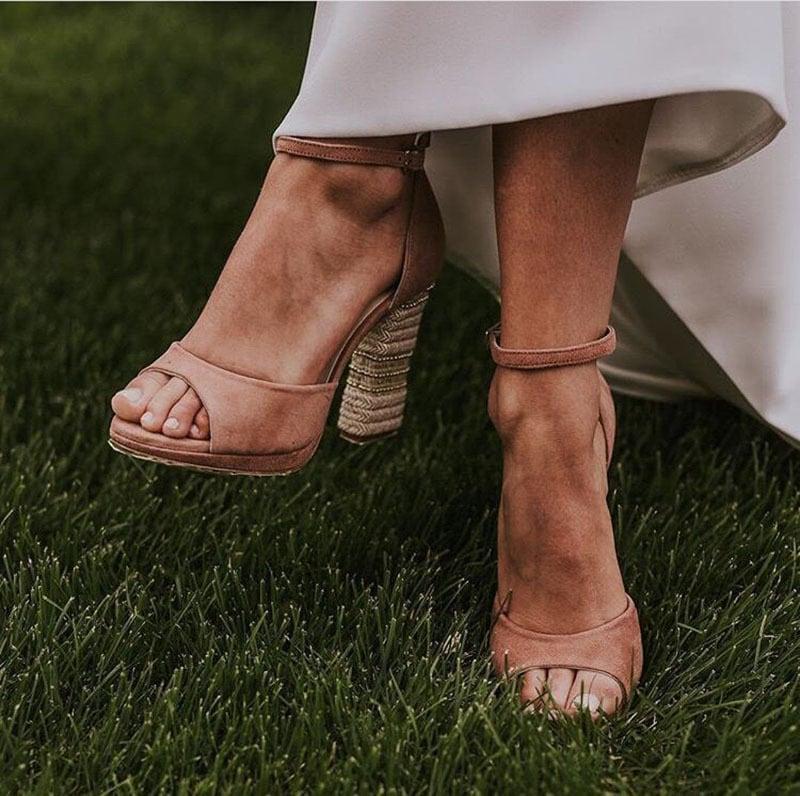 Zapatos just-ENE para novia