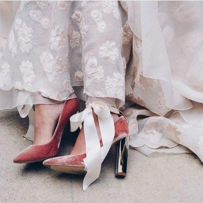 Con estos zapatos si me caso