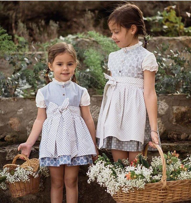 vestido de niña de martaussia