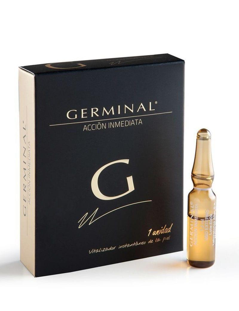 Flash belleza, ampollas germinal
