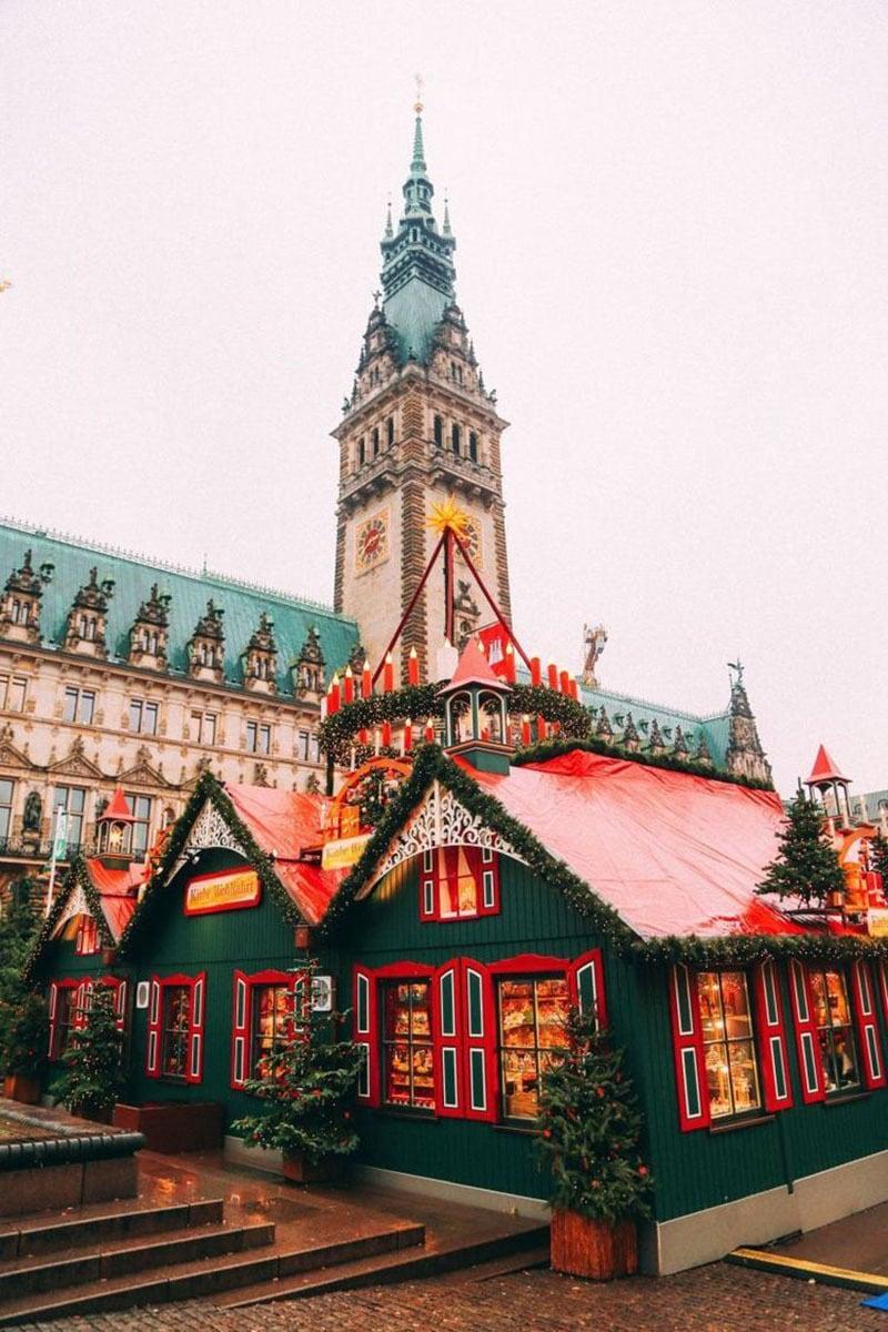 Mercadillos navideños de cuento
