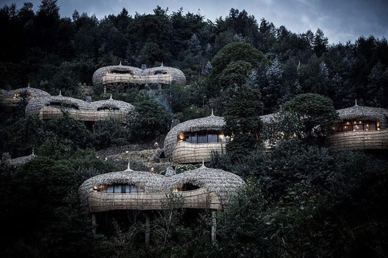 viaje de novios. Ruanda